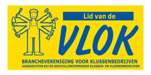 VLOK logo Vlok lid